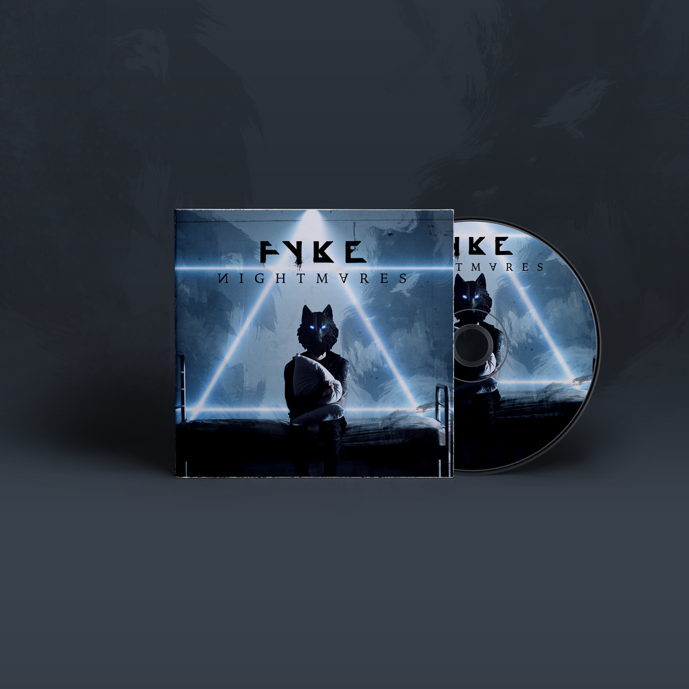 Image of FYKE - NIGHTMARES DELUXE Limited Edition LP