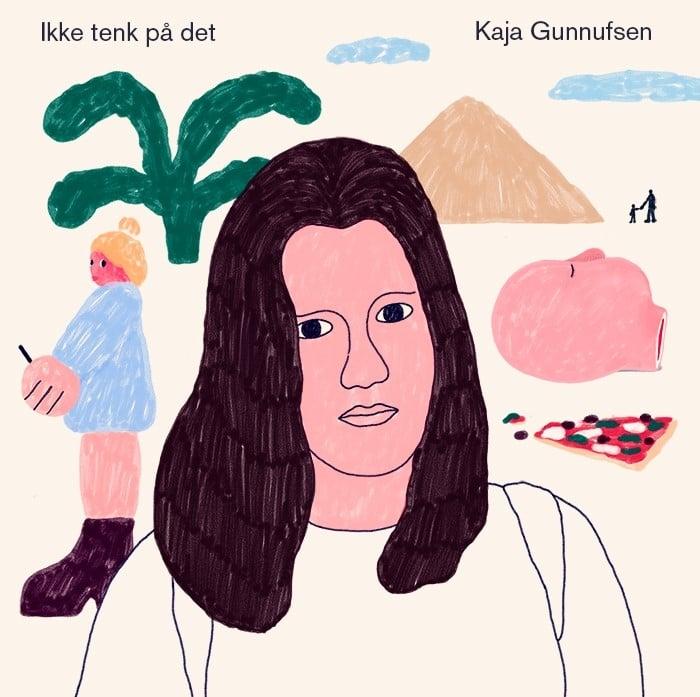 Image of Ikke tenk på det - vinyl