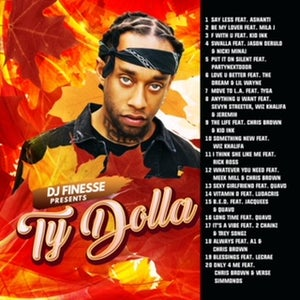 Image of TY DOLLA MIX