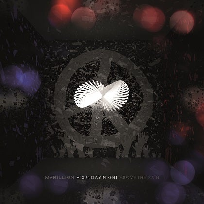 Image of MARILLION - A Sunday Night Above The Rain - Bluray