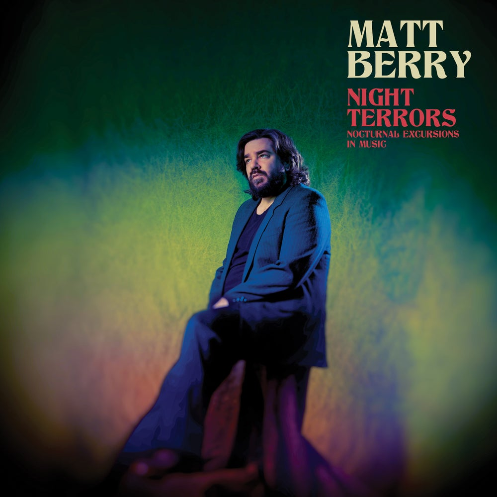 Image of Matt Berry - Night Terrors (LP)