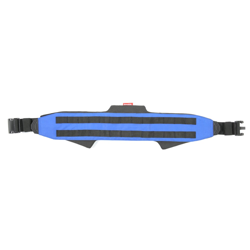 Image of SpeedQB Molle-Cule™ Belt System (MBS) - Royal Blue