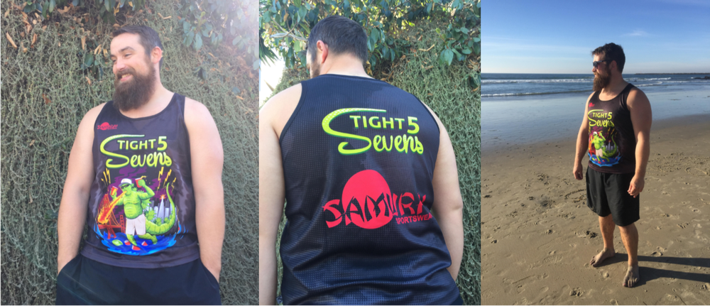 Image of Samurai Sportswear Tight5Sevens SF Singlet