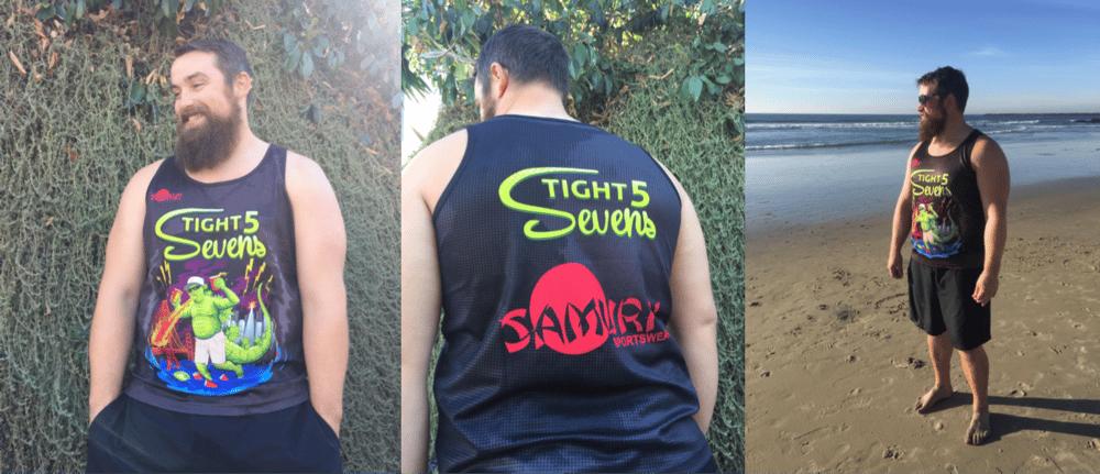 Image of Samurai Sportswear Tight5Sevens SF Singlet