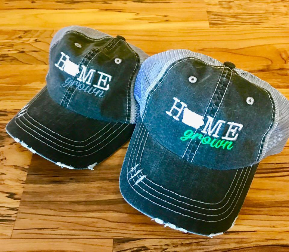 Image of Home Grown Trucker Cap