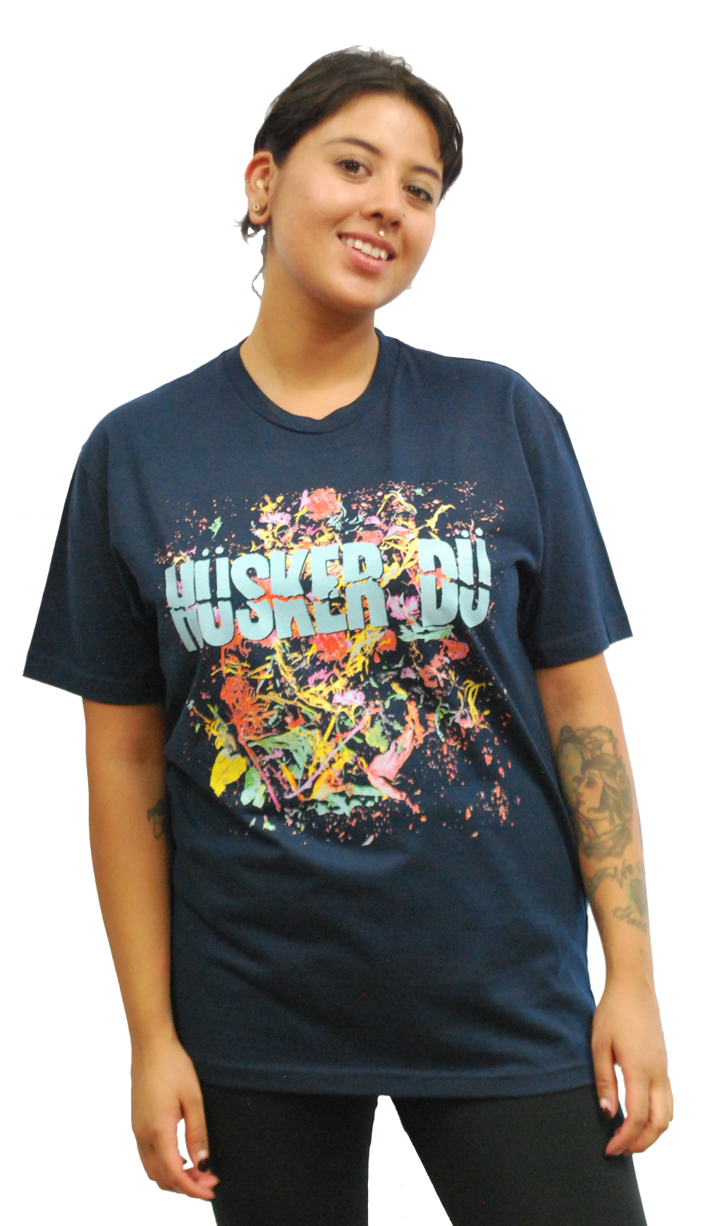 """Image of HÜSKER DÜ """"COULD YOU BE THE ONE?"""" T-SHIRT"""
