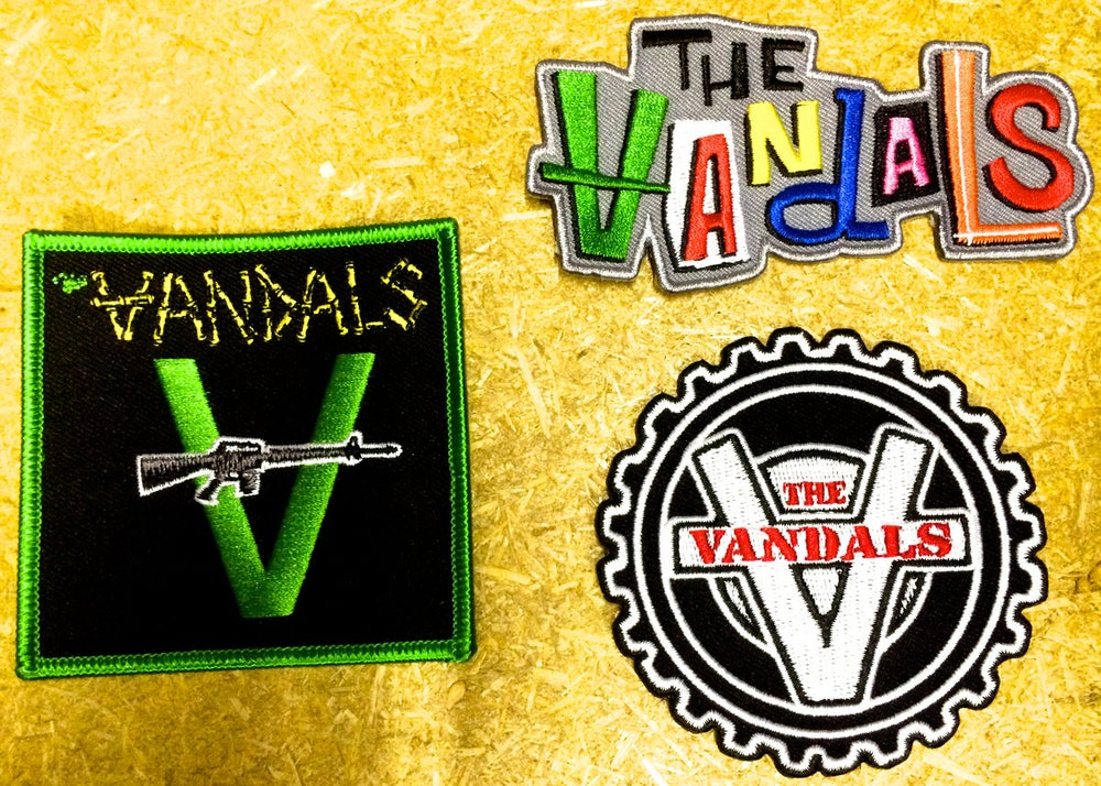 Image of The Vandals: Fun Patch Set