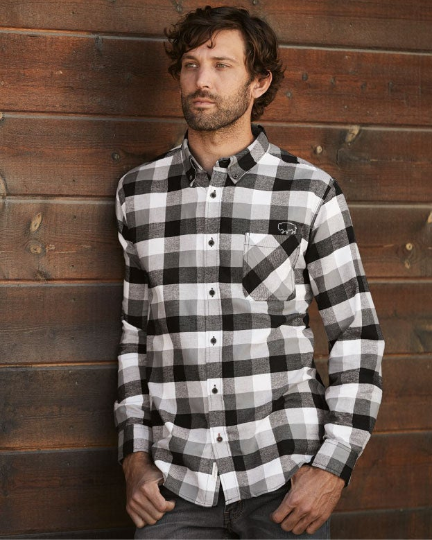 Image of Bison Vintage Flannel