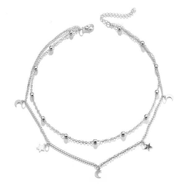 Image of Supernova layered choker
