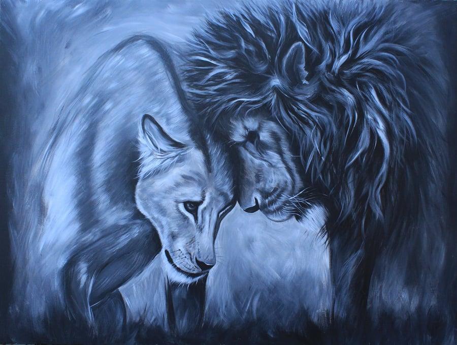 Image of King & Queen