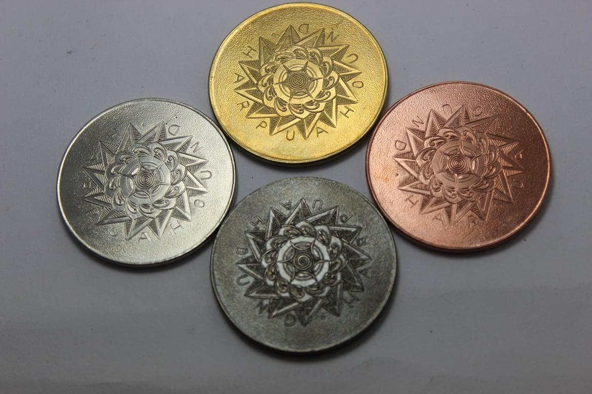 Industro Medal