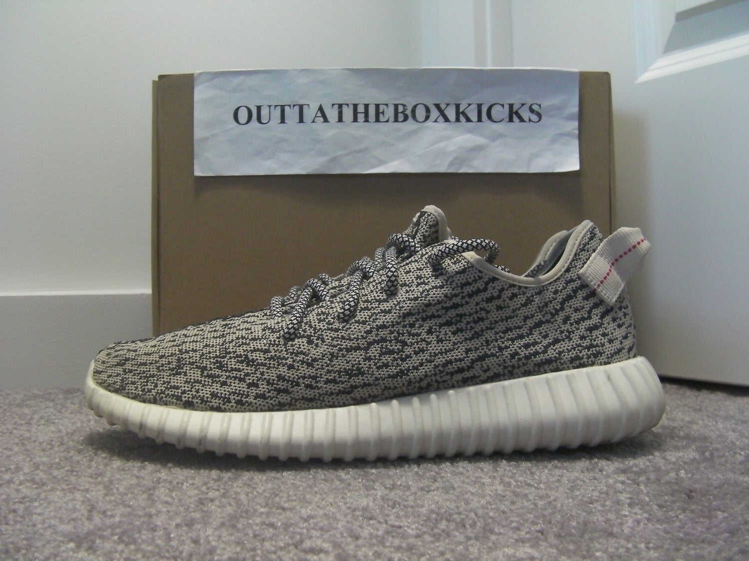 online retailer 44eb5 f217c Adidas Yeezy 350 Boost Turtle Dove size 10. Sold Out