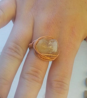 Image of Citrine (Wealth) Ring