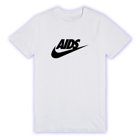 Image of AIDS TSHIRT