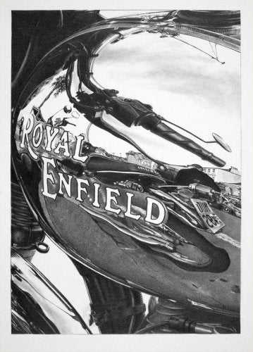 Image of 'Keeping Up Tradition' Giclée Print