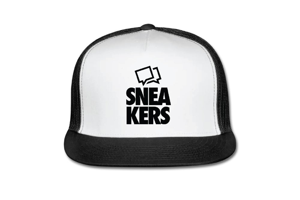 Image of Sneakers Official Trucker Hat