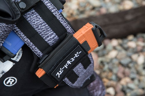 Image of SpeedQB Proton Mag Pouch - Rifle (single)