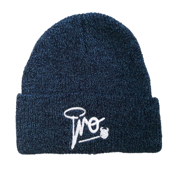 Image of Premium Pro Beanie | Blue-Grey