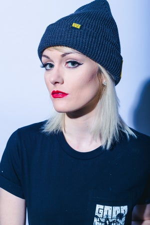 Image of GoodSex Acrylic Reversible Beanie