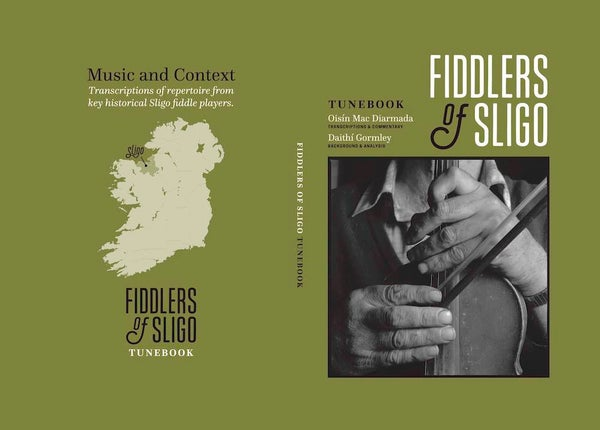Image of Fiddlers of Sligo Tunebook