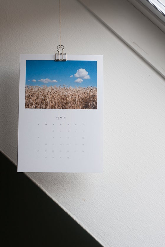 Image of Calendario de la Marmota 2018