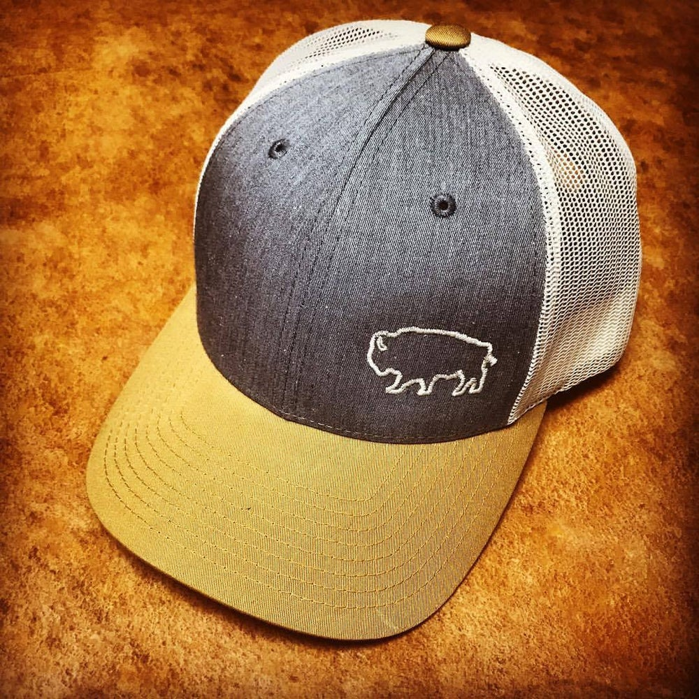 Image of Bison Heritage Snap Back