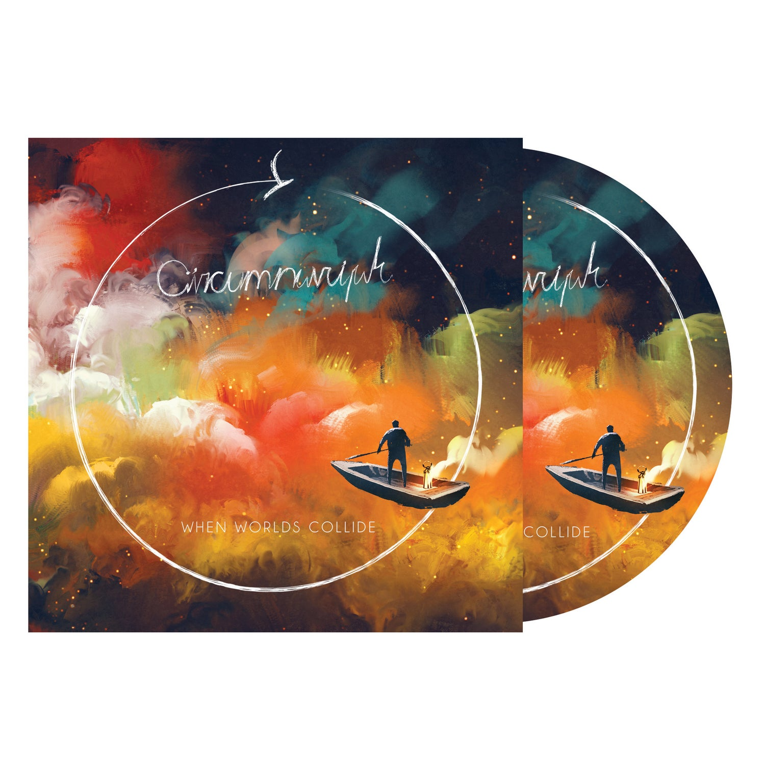 Image of When Worlds Collide | Album (CD)