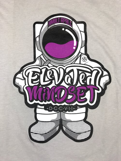 "Image of ""Elevated Mindset"" Men's Premium Tee"