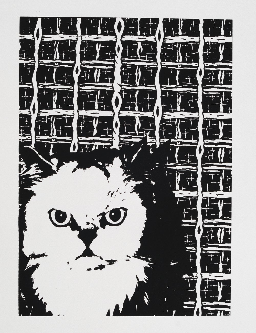 Image of Cat Print