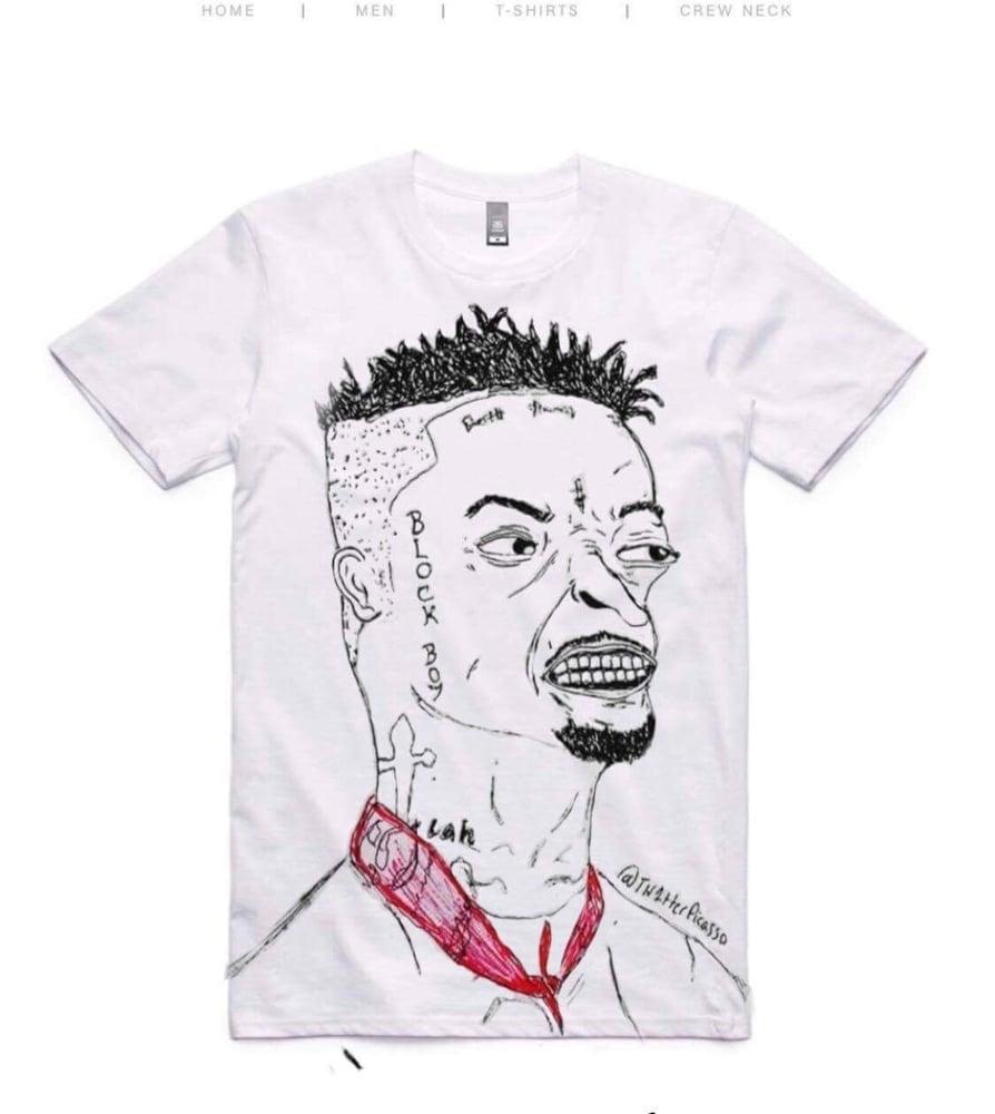66d93022 21 savage T-shirt | Tw1tterPicasso
