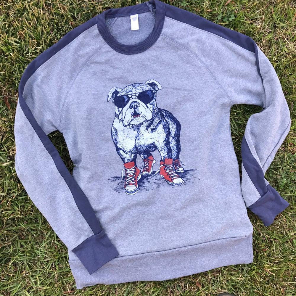 Image of Adult Cool Dawg Athletic Sweatshirt