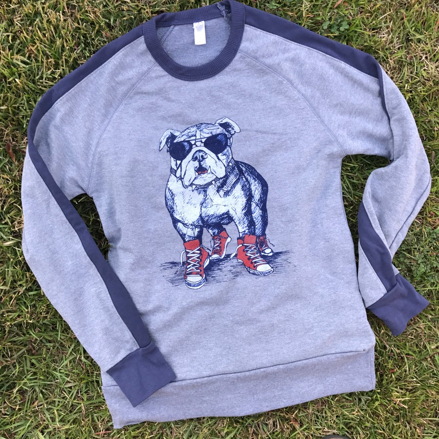 Image of Adult Cool Dawg Athletic Sweatshirt