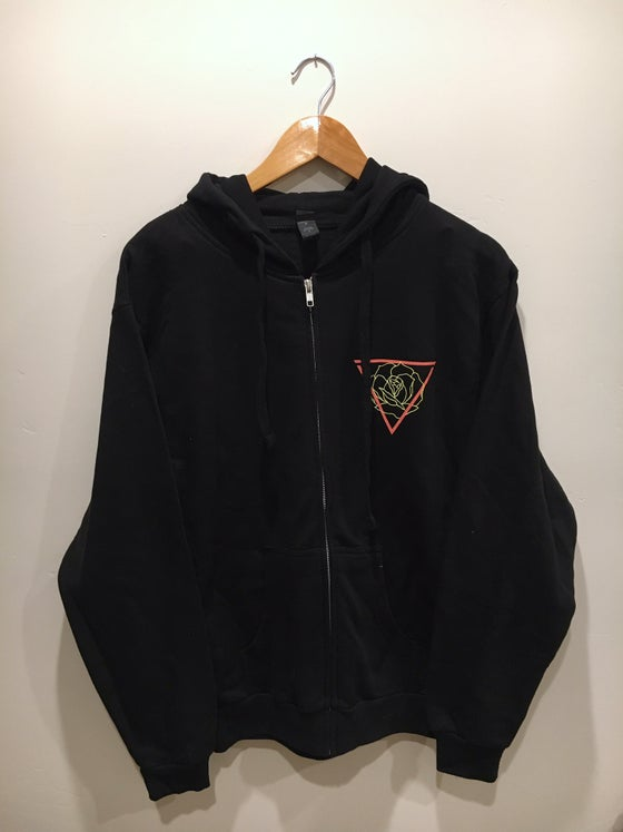 Image of Logo Rose Zip Up