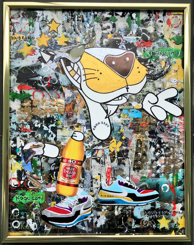Image of Kool Kat - Wynwood Series