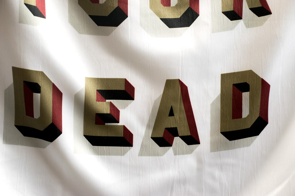 Image of Bury Your Dead Flag