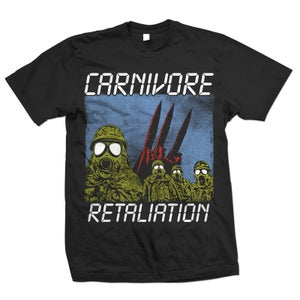 "Image of CARNIVORE ""Retaliation"" T-Shirt"