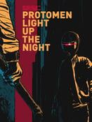 Image of Light Up the Night Tour Print - NASHVILLE