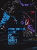 Image of Light Up the Night Tour Print - ORLANDO
