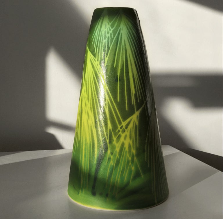 Image of Pine Needles Vase