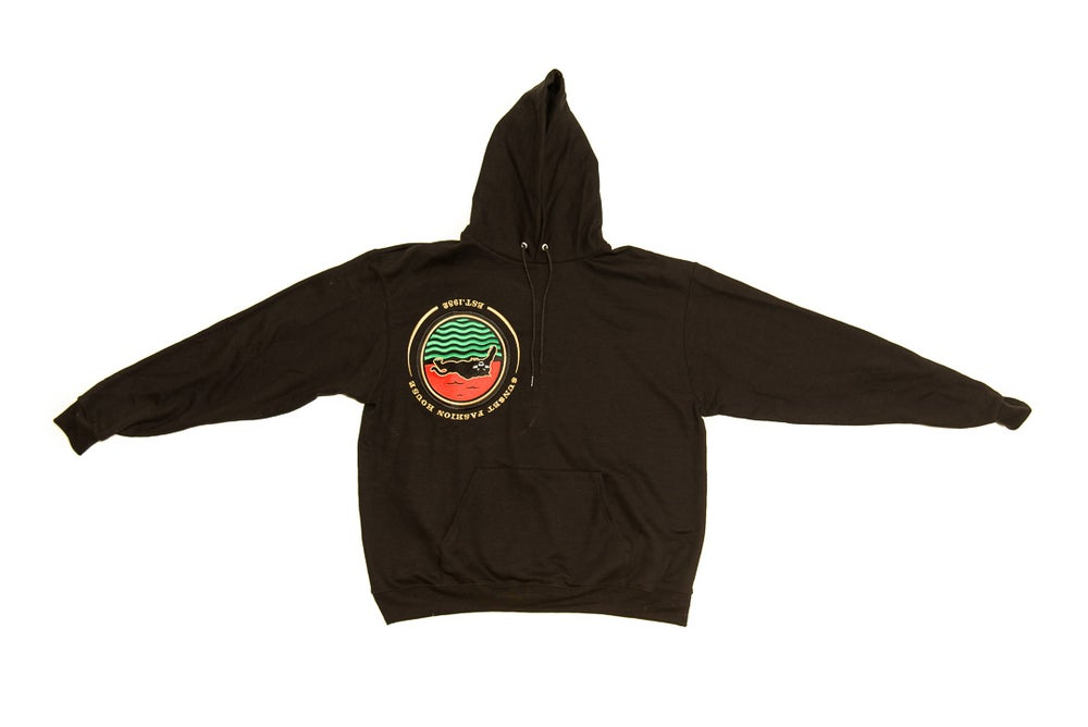 Image of SUNSET FASHION HOUSE - Hoodie (Original)