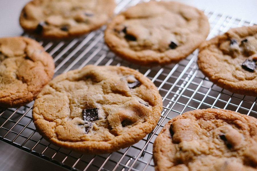 Image of Salted Chocolate Chip Cookies (12)