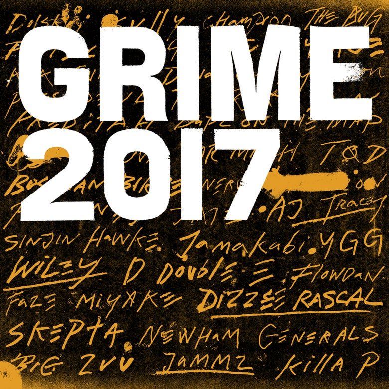 Image of Grime 2017 CD