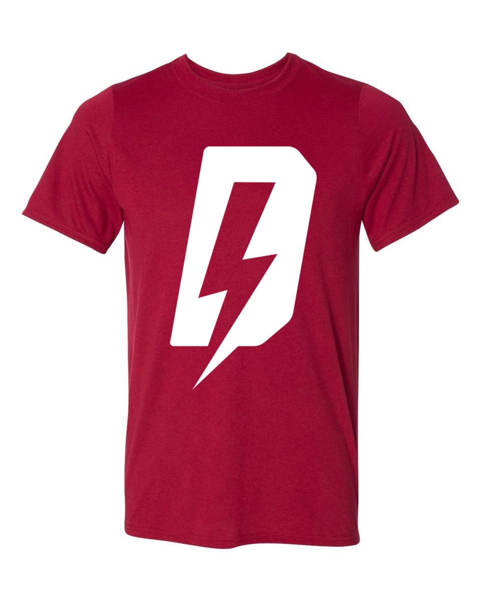 Image of Defiant (Red) T-Shirt