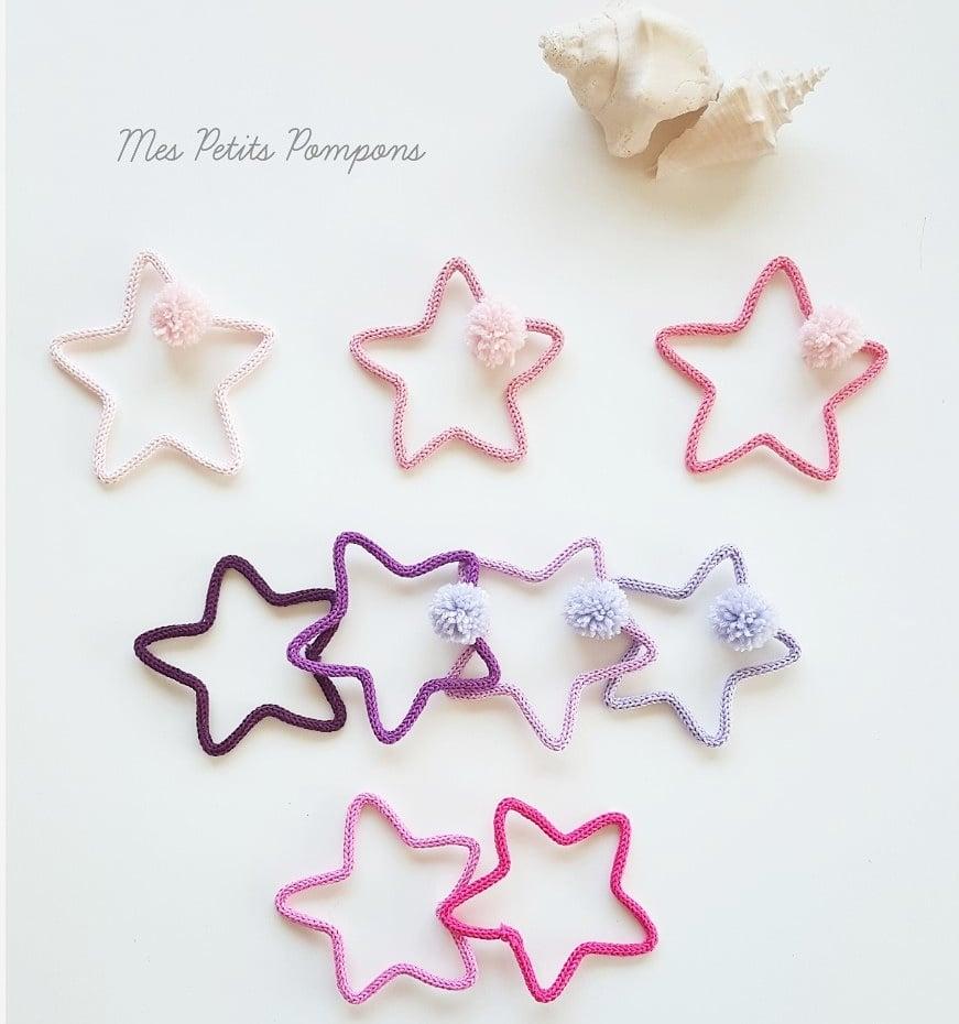 Image of Pompon's Stars (3 unidades)