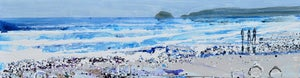 Image of Winter Days, Perranporth, Cornwall