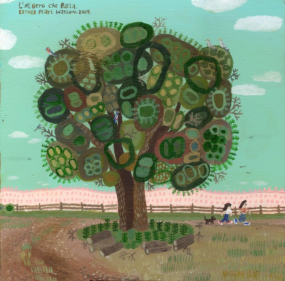 Image of Esther Pearl Watson - L'albero che balla