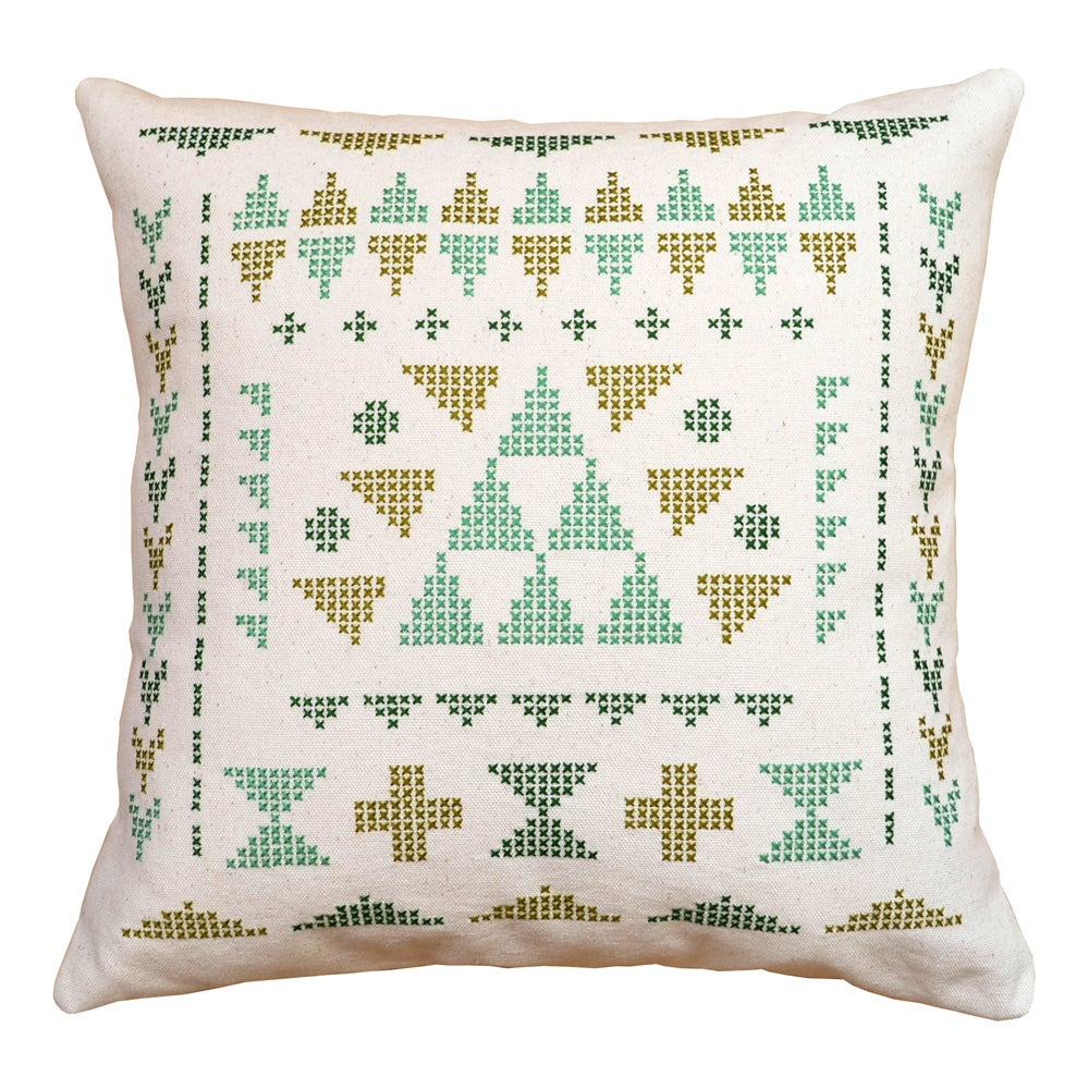 Image of Basic Printed Cushion Kit - Glorious Geometry