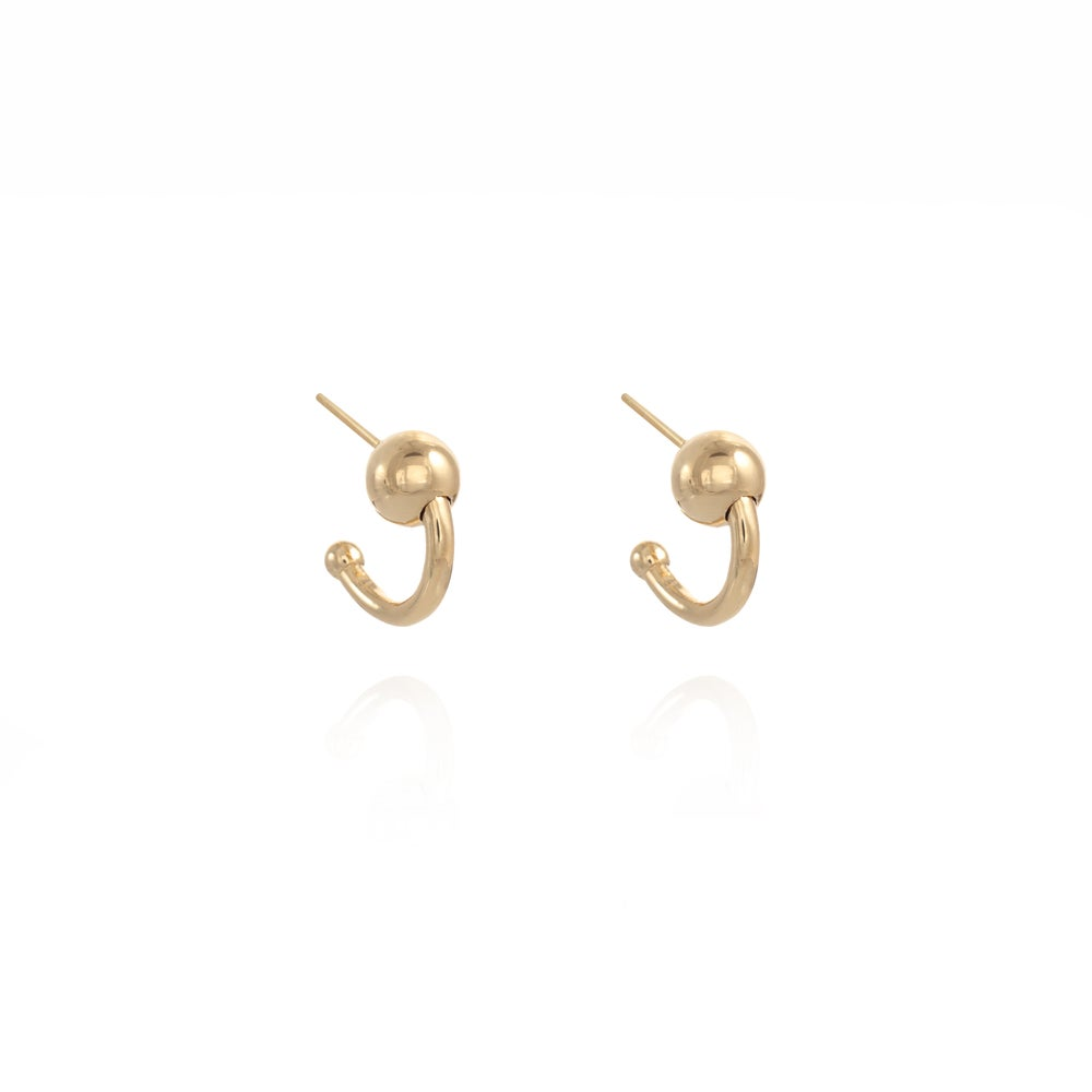 Image of Gold Swing Earring