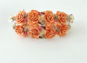 Image of ORANGE BASED HEADBANDS
