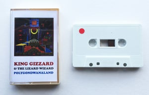 Image of King Gizzard & The Lizard Wizard - Polygondwanaland